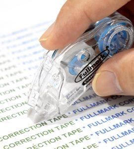 fullmark model d correction tape