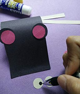 paper mouse craft using JEL Pen